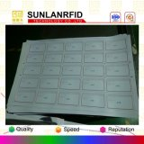 6pin o 8pin RFID Smart Dual Interface Inaly Prelam Sheet para Dual Interface Smart Card