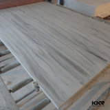 Painéis de parede de superfície contínuos acrílicos veados do chuveiro da cor (KKR-8810)