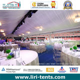 Capienza 1000 Luxury Tent per Catering Tent con Glass Wall
