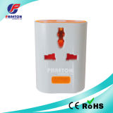 Enchufe de la CA de la potencia para el adaptador de la potencia europea (pH6-2002)