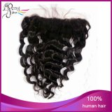 100%Unprocessed 13X4 Deep Wave Virgin Human Hair Lace Frontal