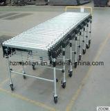 Convoyeur extensible électrique durable/convoyeur portatif