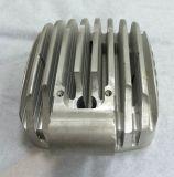 Польза частей штрангя-прессовани CNC подвергая механической обработке алюминиевая для электронного снабжения жилищем продукта