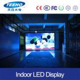 Publicidad de la exhibición de LED P2.5/del panel/del tablero/del monitor