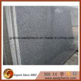 Lajes naturais do granito do cinza G614 para pavimentar/lápide