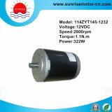 Redondo y con Footing PMDC Motor (114ZYT)
