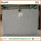 Natürlicher indischer weißer Galaxie-Granit für Fliesen/Countertops