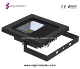Neues Product Waterproof 2015 10With20With30With50W COB LED Floodlight mit CER RoHS