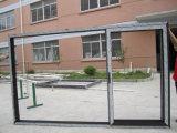 3 Spur-Aluminiumrahmen-Schiebetür Kz068