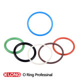 Curing Press를 위한 Aflas 75 Black Rubber O Ring