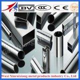 Grande pipe soudée extérieure d'acier inoxydable du diamètre 316