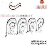 Handelsfischerboot-verwendeter Kalmar-Spannvorrichtungs-Haken