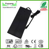 carregador de bateria de 25.2V 7A para a bateria de lítio de 6 pilhas