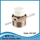 수동 방열기 배기구 블리드 플러그 벨브 (V21-703)