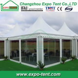 4X4m Temporary Outdoor Garten Party Pagoda Tent