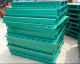 Puder Coated Steel Pallet Durable für Materials Handling