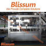 Full Automatic 3000bph Glass Bottle Beer Filling Machine