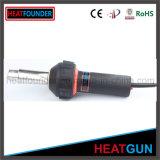 CE認証温度調節可能なホットエアー溶接機ヒートガン
