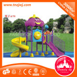 LLDPE e Steel Tube Outdoor Playground Equipment Slide