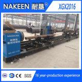 Автомат для резки профиля стальной трубы CNC оси 5