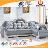 Nuevo sofá clásico de la tela, sofá de la Arabia Saudita (UL-Y635)