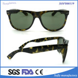 Progettista Acetate Custom Sunglasses fatto a mano con Cr39 Lens