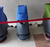 Mini Fußboden-Wäscher für Lager-Reinigung von Hand eindrücken