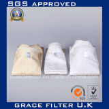 Saco de filtro resistente de alta temperatura de PTFE para a indústria de potência térmica