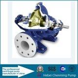 8 인치 큰 원심 전기 이동 디젤 엔진 수도 펌프