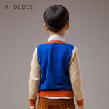 Phoebeeの卸し売り綿の子供の衣類の男の子の摩耗