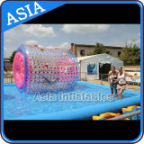 Water Park Amusementのための多彩なInflatable Water Roller Games