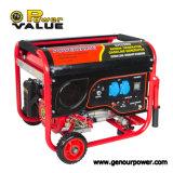 2kw 작은 휴대용 가솔린 발전기 Benzin 발전기