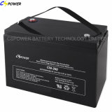 AGM Lead Acid Battery dell'UPS di 12V100ah Rechargeable Deep Cycle