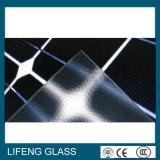 3.2mm, 4mm redondos e AR quadrada que reveste o vidro solar