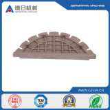 CNC Machining Precise Alloy Aluminum Casting para Train Car Parte