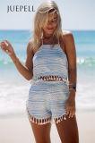 Женщины печати пляжа замыкают накоротко