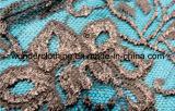 Robe chaude de femmes de partie de vente de Cutton de mode de lacet
