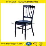 Оптовая продажа стула Наполеон изготовления черная Wedding