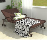 Base plegable del durmiente portable del colchón de la espuma de la memoria