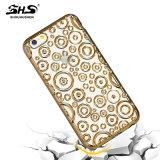Caja suave ultra fina del teléfono celular del surtidor TPU de China para Samsung J5