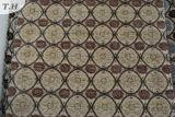 Beau un petit tissu de sofa de jacquard avec la symétrie (FTH31355B)