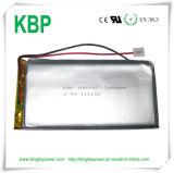 batería recargable del polímero del litio 3.7V (8000mAh)
