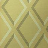 Papel de parede de papel puro não tecido 2016 de Wallcovering dourado
