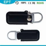 선전용 선물 (EB072)를 위한 최신 가죽 팔찌 USB 섬광 드라이브