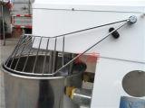 Одиночный вал и головка двойных малых спиральн частей смесителя теста 30L поднимаясь (ZBH-30L)