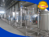Простерилизованная производственная линия молока сои