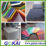 Reine Acrylblätter der Jungfrau-Material-PMMA von der Shanghai-Fabrik