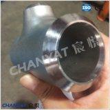 Té d'acier inoxydable de Guerre-Ajustage de précision d'A403 (WP904L, N08904) ASTM