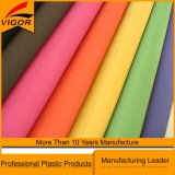 Cuoio sintetico del PVC per i pattini con l'alta qualità