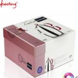Qualitäts-Farbe runzelte Kasten/Versatz gedruckten verpackenkasten für Spielzeug. Elektronik. Küche-Waren